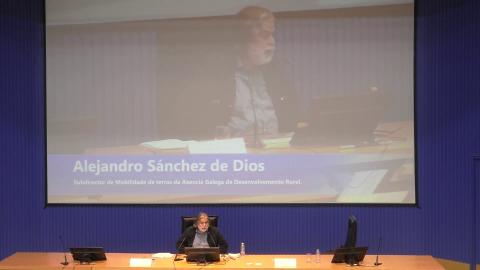 Os procedementos de mobilización da terra agroforestal - Xornada A Lei de recuperación da terra agraria de Galicia.
